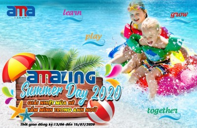 AMAZING SUMMER DAY 2020