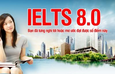 AMA Đà Nẵng - Chương trình tiếng anh đảm bảo điểm đầu ra IELTS 8.0