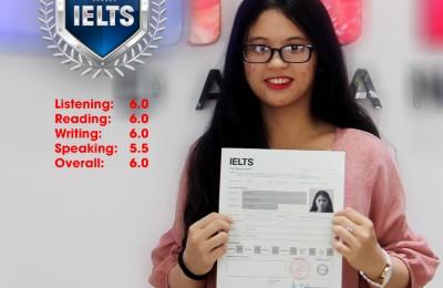 Nguyen Huu Huong Nhi - IELTS 6.0