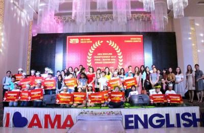 AMA English Championship 2019 Nơi ươm mầm tài năng Tiếng Anh