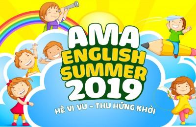 MỘT NGÀY LÀM NÔNG VUI VẺ - AMA ENGLISH SUMMER 2019