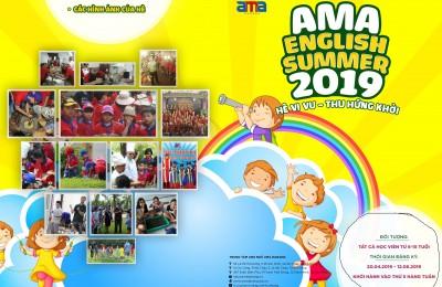 AMA ENGLISH SUMMER 2019
