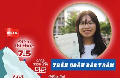 TRẦN DOÃN BẢO TRÂM - IELTS 7.5