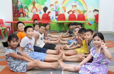 MỜI BẠN VÀO TEAM PRE KIDS2 XEM CÓ GÌ NÀO,CÓ GÌ NÀO