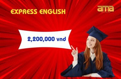 HỌC TIẾNG ANH GIAO TIẾP CẤP TỐC VỚI EXPRESS ENGLISH